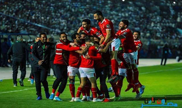 الأهلي في النهائي بعد الفتك بالوداد بنتيجة 5-1