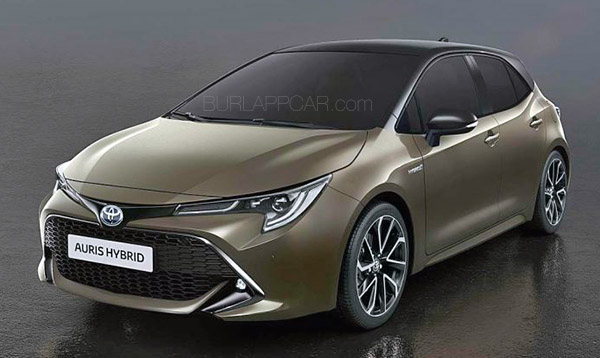 burlappcar 2019 toyota auris corolla im. Black Bedroom Furniture Sets. Home Design Ideas