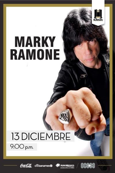 EL PUNK DE MARKY RAMONE EN EL PLAZA
