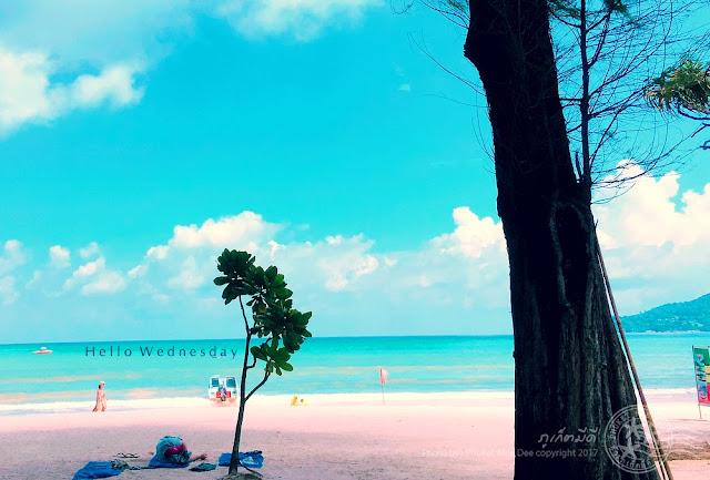 หาดป่าตอง ภูเก็ต, Patong Beach Phuket.