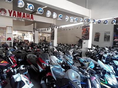 kredit motor yamaha murah