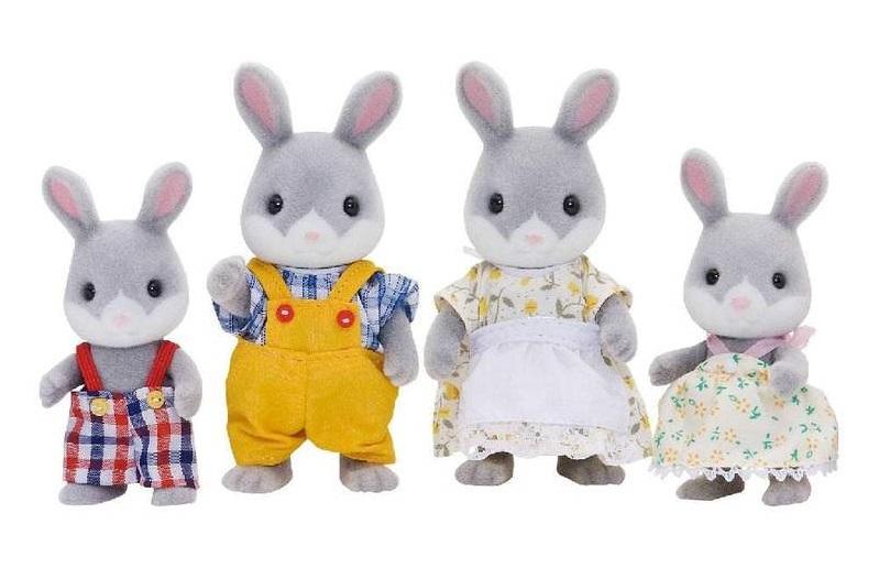 sylvanian family rabbits