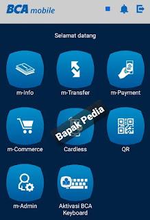 mau isi pulsa di m-bca gak tahu caranya? ikuti cara ini untuk isi pulsa lewat mobile banking bca