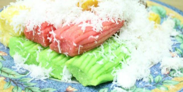 kue Getuk- Kue Basah Tradisional Indonesia