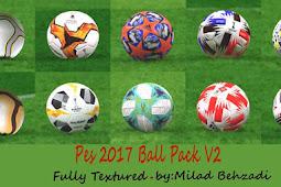New Ballpack 2019-2020 Fully Textured V2 - PES 2017
