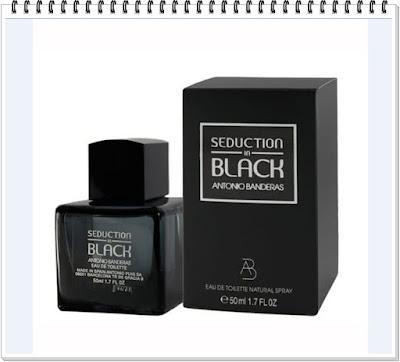Parfum pria terlaris Antonio Banderas Seduction