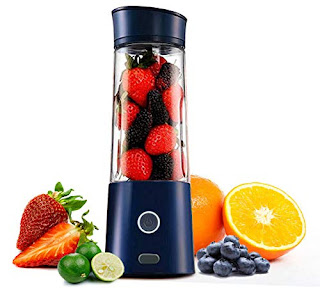 Portable Blender USB Rechargeable-TTLIFE Personal Blender for Shakes and Smoothies