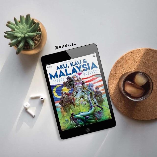 Resensi Buku: Aku, Kau dan Malaysia Barisan Hadapan (Frontliners)