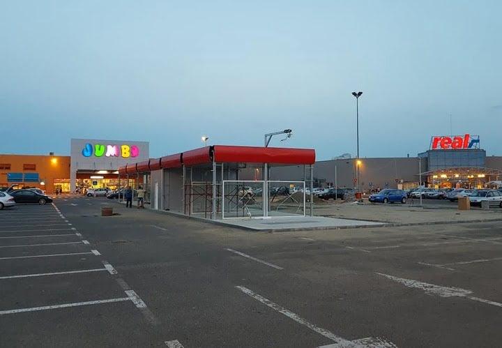 Spalatorie Auto Real Remarkt Arad