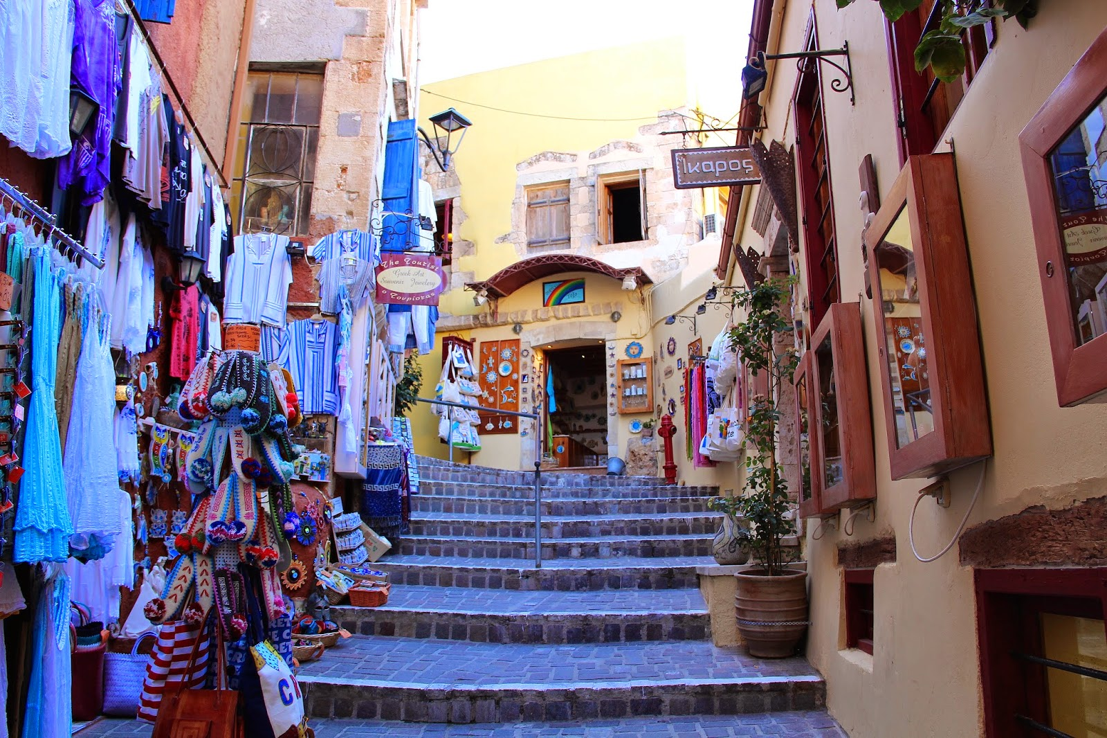 Old Town, Chania, Crete, Greece