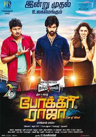 Pokkiri Raja 2016 Hindi Dubbed Movie Download HDRip 720p