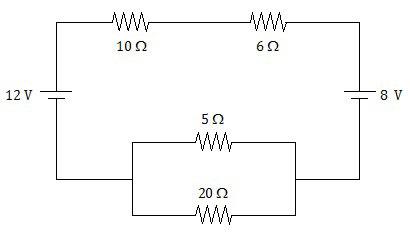 rangkaian resistor, hukum Kirchoff II