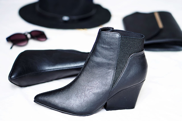 autumn boots fashionable boots ankle boots chelsea ankle boots