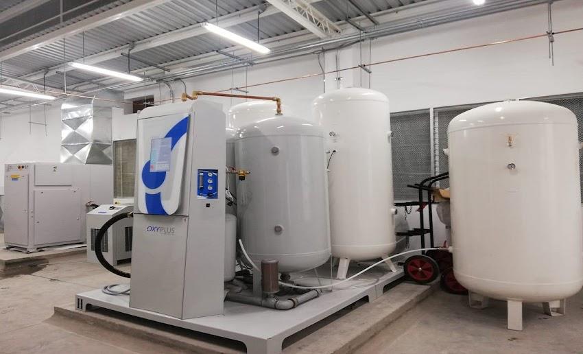 La importancia de una planta generadora de oxígeno