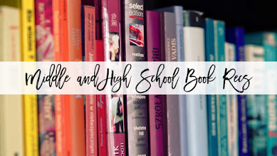 Middle and High School Book Recommendations