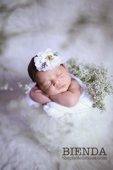 23 GAMBAR Wajah Bayi Kedua Bienda Yang Sungguh Comel
