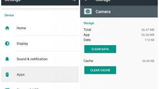 cara mengatasi handphone lemot dengan menghapus cache pada ponsel