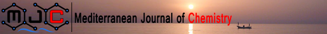 MJC-Mediterranean Journal of Chemistry