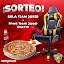 Consigue una pizza GRATIS y una silla Team Queso