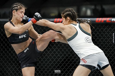 UFC 238: Results, Full winners List