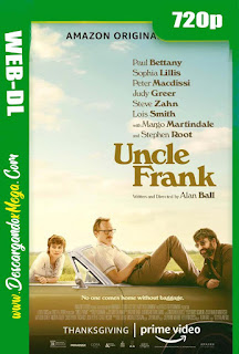 Uncle Frank (2020) HD [720p] Latino-Ingles-Castellano