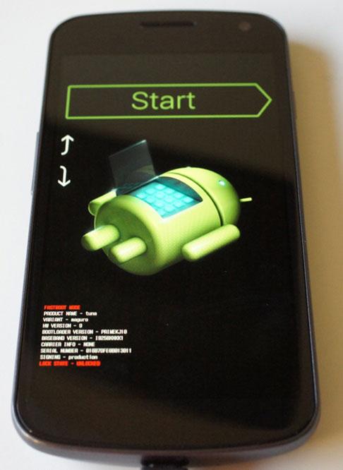 восклицательным знаком с lg p765 андроид