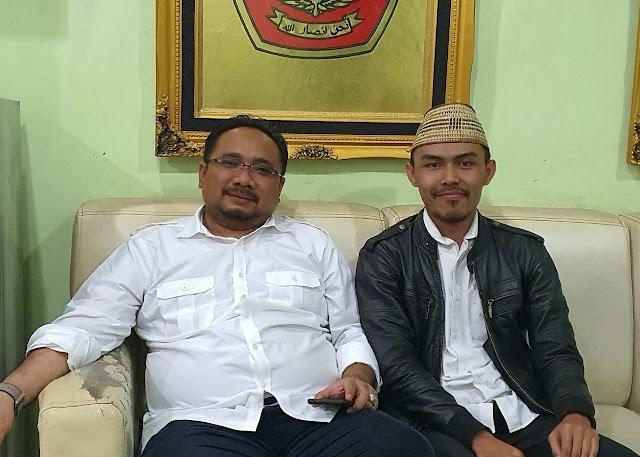 Ditemui LBH, Gus Yaqut Sampaikan Salam untuk Ansor Banser di Bandung Barat