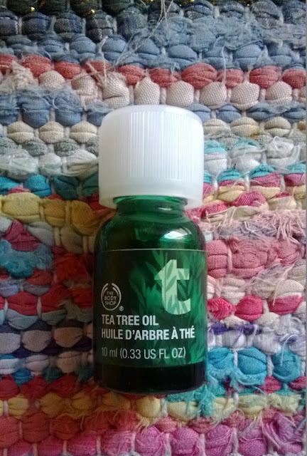 6 Ways to use The Body Shop Tea Tree Oil