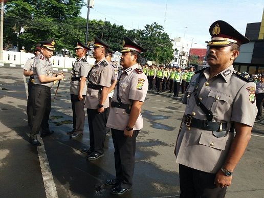 Sejumlah Pejabat Polresta Depok Diganti
