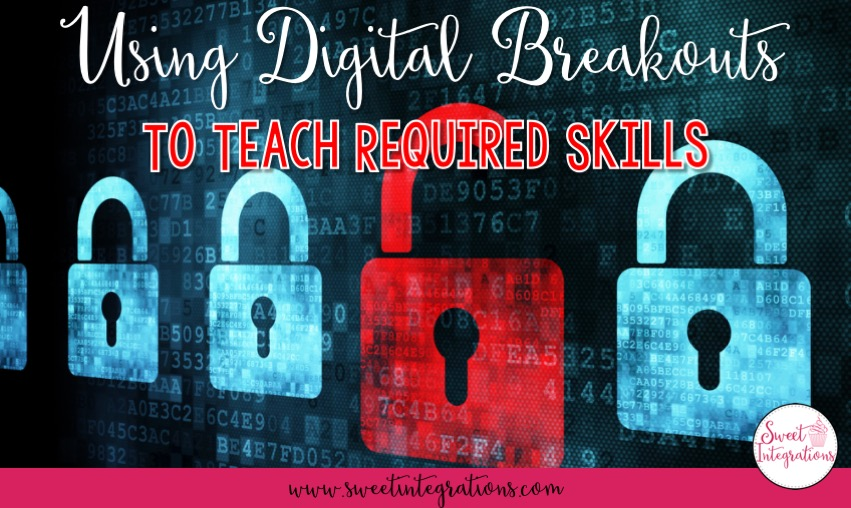Using Digital Breakouts to Teach Required Skills