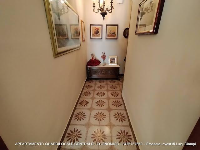 Immagine ingresso di appartamento su  Ximenes, Centro, Grosseto, Agenzia Immobiliare Grosseto Invest