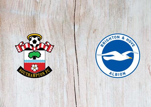 Southampton vs Brighton & Hove Albion -Highlights 16 July 2020