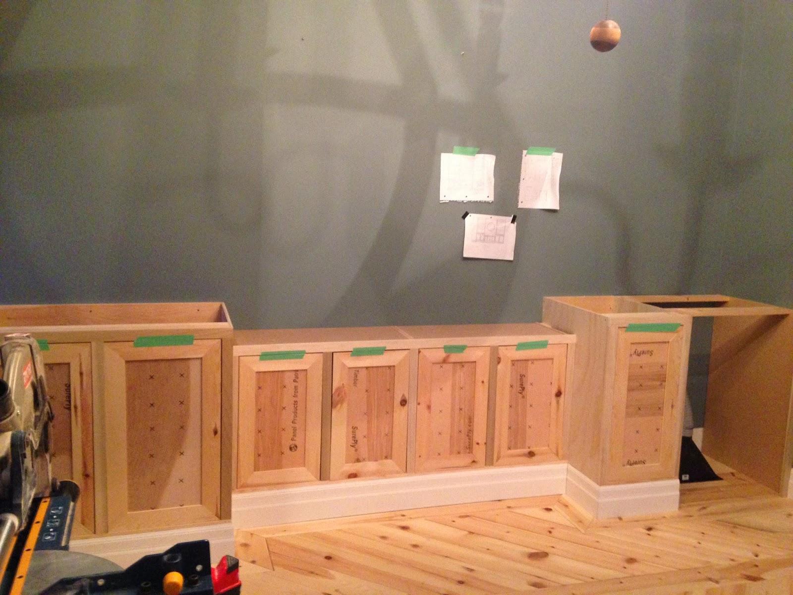 White Wood Diy Shaker Doors