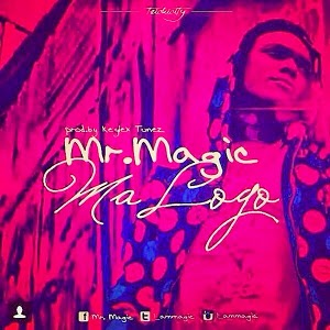 Mr. Magic cover art