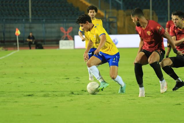 ملخص اهداف مباراة الاسماعيلي وسيراميكا كليوباترا (3-2) الدوري المصري