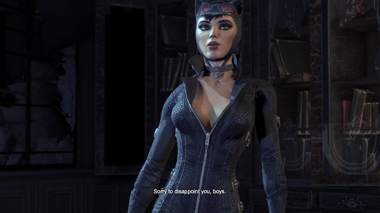 Super Adventures in Gaming: Batman: Arkham City (PC)