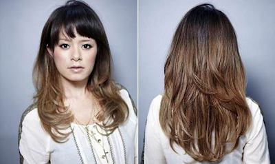 Gaya Rambut Wanita Terbaru 2015