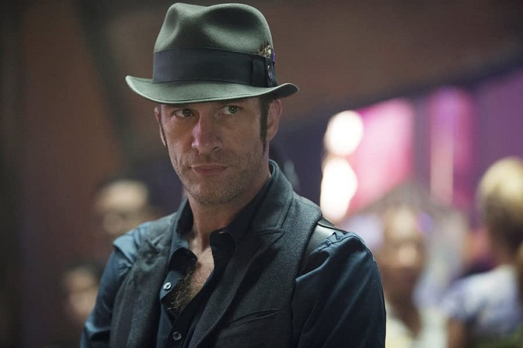 Thomas Jane in The Expanse