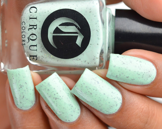 Cirque colors Mint chip