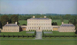 The facade of Castletown House, home of Irish politician William Conolly, was designed by Galilei