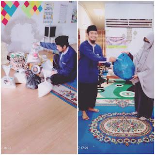 Rumah Tahfizh Daarul Huffaazh Dumai
