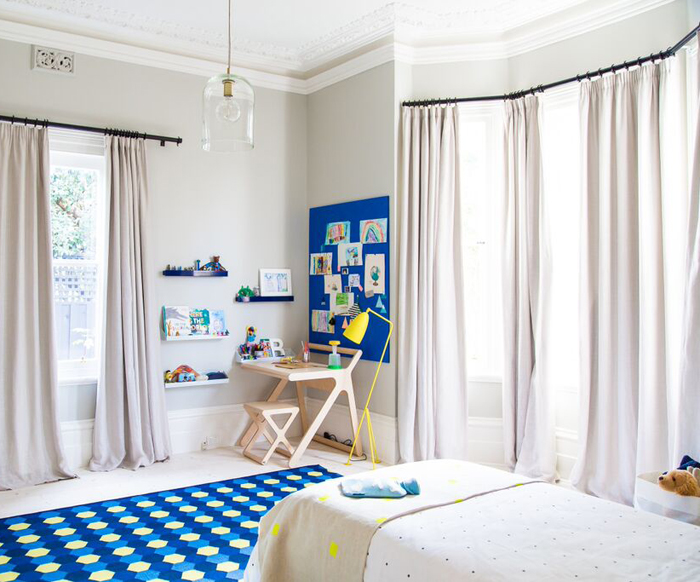 Rafa-kids' desk in a boy's room - Australia