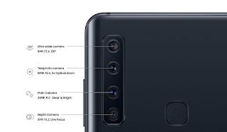 سعر هاتف Samsung Galaxy A9 2018 فى مصر والدول العربية