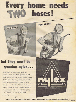 Nylex - Every home needs two hoses