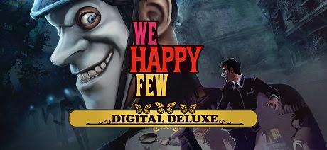 We Happy Few Deluxe Edition-GOG