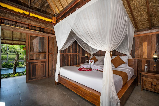 Moringa Villa, alojamiento en Ubud