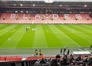 Bramall Lane, home of Sheffield Unuted FC