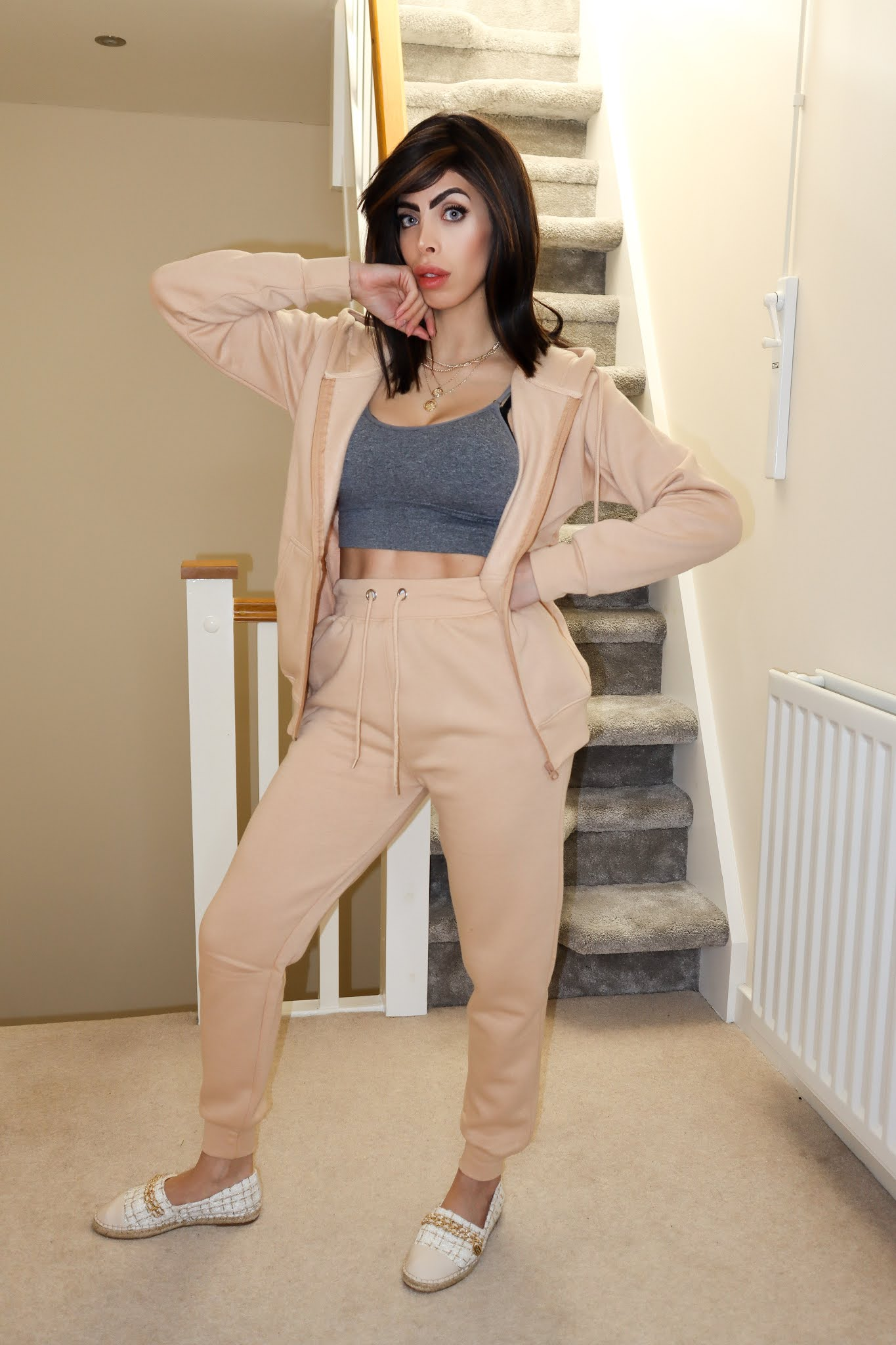Comfortable outfit March edition from Femme Luxe