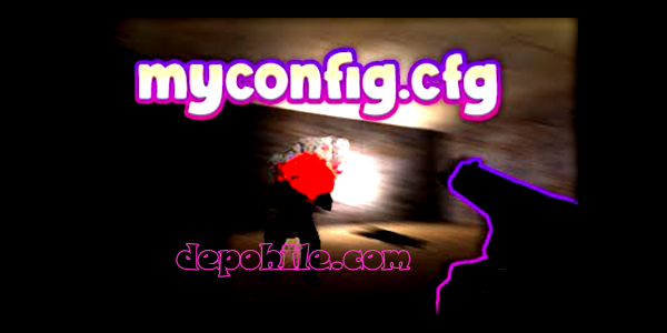 Counter Strike 1.6 My Config Aimbot, Recoil CFG İndir 2020