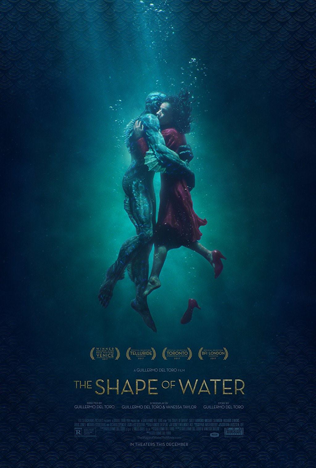Người Đẹp Và Thủy Quái - The Shape of Water (2017)